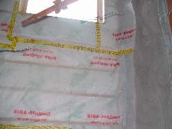 Air Tightness Tapes and Membrane (SIGA Approved)